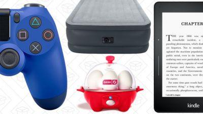 The Best Memorial Day Deals: Kindle Voyage, Egg Cooker, Air Mattress, and More