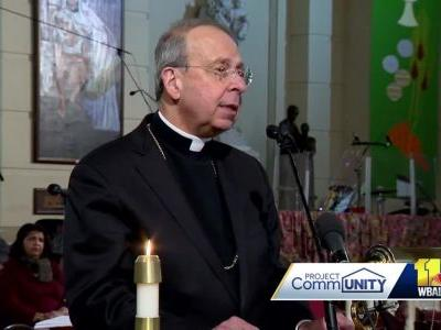 Archbishop calls on Baltimore to take stand against racism
