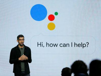 It looks like Google's voice assistant app is tanking on the iPhone two months after it launched