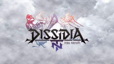 Dissidia Final Fantasy NT comes to PS4 in January