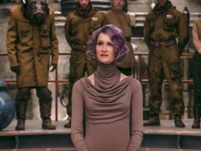 Meet Admiral Holdo in Star Wars: The Last Jedi