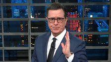 Stephen Colbert Finds Business Opportunities In Trump's Government Shutdown