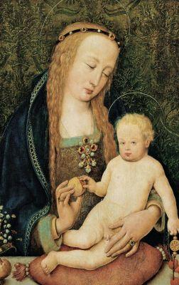 Madonnas attributed to Hans Holbein the Elder