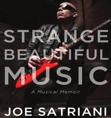 JOE SATRIANI: New Paperback Edition Of 'Strange Beautiful Music' To Include Chapter On 'Shockwave Supernova'