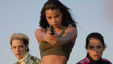 'Charlie's Angels' Reboot Trailer Brings The Action, Wigs And Ariana Grande