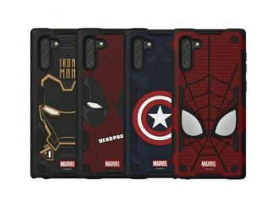 Samsung & Marvel Team Up For Galaxy Note 10 Smart Covers