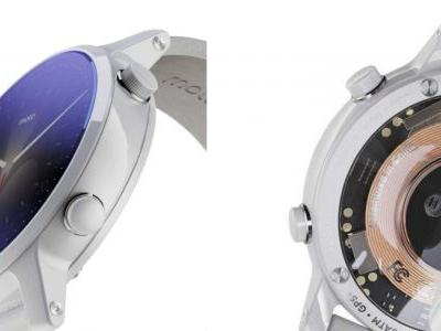 New Moto Wear OS watch with Snapdragon 4100, wireless charging appears