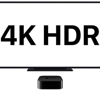 4K Apple TV Could Feature A10X Fusion Chip and 3GB of RAM