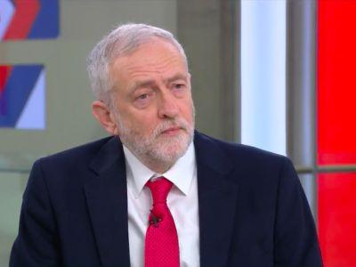 CORBYN: 'Job losses are going to be huge' if Britain fails to secure strong EU trading relationship post-Brexit