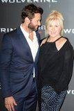 The Way Hugh Jackman Looks at His Wife Will Make Your Heart Do a Back Flip