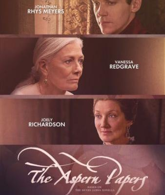 The Aspern Papers Movie starring Jonathan Rhys-Meyers, Vanessa Redgrave, and Joely Richardson