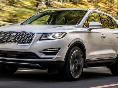 2019 Lincoln MKC Has A New Face And Various Updates