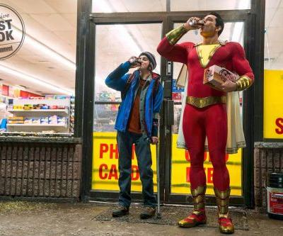 New Shazam Image Shows Zachary Levi In Full Costume