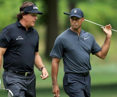Phil Mickelson-Tiger Woods 'mic'd up' money grab is on