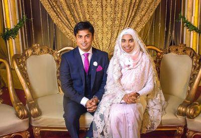 This Muslim Bride Wore Zero Makeup at Her Wedding - and Why She Did It Is Eye-Opening