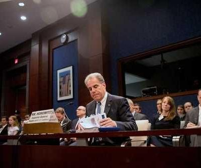WATCH LIVE: DOJ inspector general testifies about Russia report
