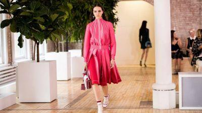 Valentino's Resort 2018 Collection Was Inspired By 'Hip-Hop as a Melting Pot'