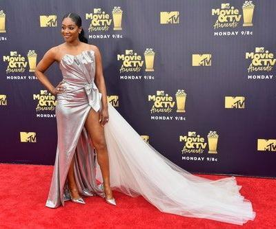 Tiffany Haddish's Cardi B Impression At The MTV Movie & TV Awards Will Have You LOLing