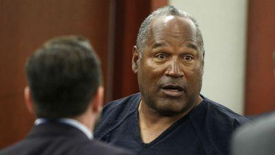 O.J. Simpson parole hearing set for July 20