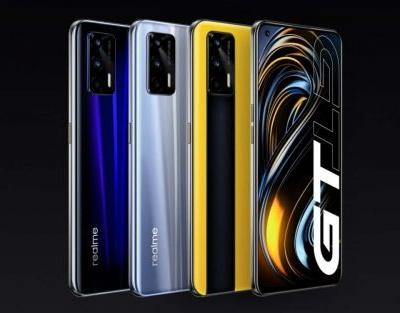 Realme GT Brings Snapdragon 888, 5G & 120Hz Display For $432