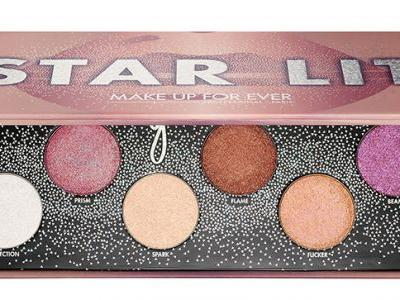 Make Up For Ever Star Lit Glitter Palette Now Available