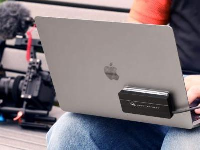 "OWC Envoy Express debuts as ""first"" bus-powered Thunderbolt 3 NVMe enclosure"