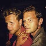 Mamma Mia's Josh Dylan and Jeremy Irvine Are Bound to Become Your New Favorite Bromance