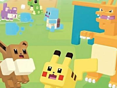 Pokémon Quest Comes to Mobile Devices This Month