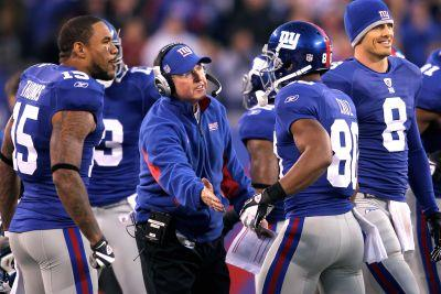 Tom Coughlin could save Victor Cruz's career