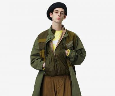 LUKER by NEIGHBORHOOD's FW18 Lookbook Is an Eclectic Mix of Streetwear Styles