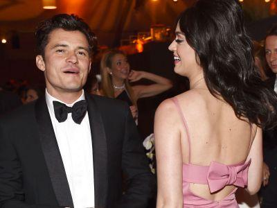 Katy Perry Jokes About Orlando Bloom's Naked Paddleboarding Pics