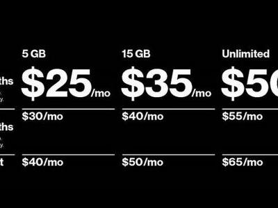 Verizon's new prepaid plans will get cheaper the longer you stay on its network