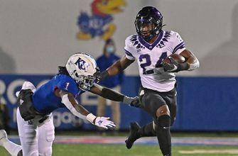 TCU runs all over Kansas for 337 yards in 59-23 thumping