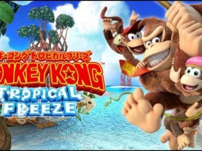 Donkey Kong Country: Tropical Freeze Switch Walkthrough With Ending