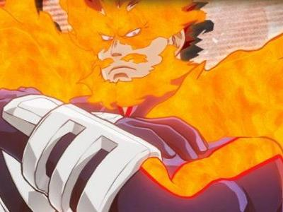 Endeavor is a Free Preorder Bonus for My Hero One's Justice