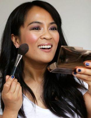 No More Crazy Clown Cheeks! Two Secrets to Get Your Blush to Look as Natural as Possible