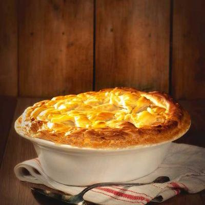 Recipe: Lavender & Lentil Lamb Pie