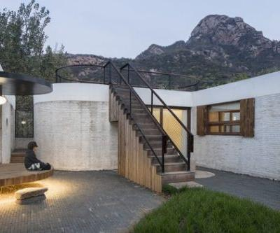 Yi She Mountain Inn / DL Atelier