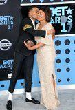 Chance the Rapper Brought a Special Date to the BET Awards - His Mom, Lisa