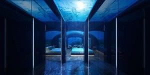 Maldives to welcome world's first underwater hotel residence