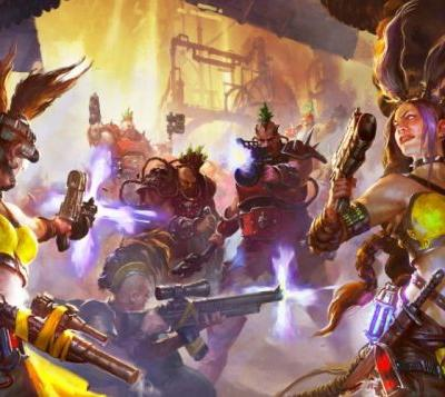Necromunda: Underhive Wars now available to preorder