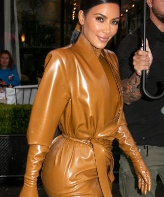 Kim Kardashian's Red Hair Is Real & Unlike Any Look She's Ever Had