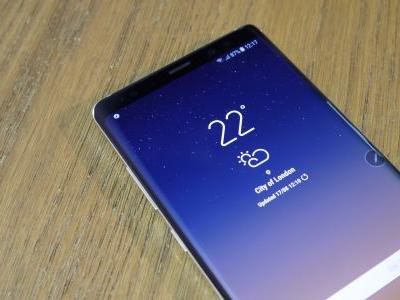 Samsung Galaxy Note 9 and Huawei Mate 11 could both have in-screen fingerprint scanners