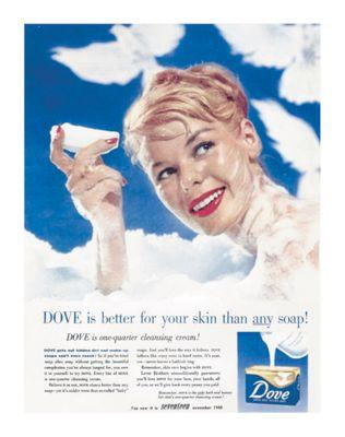 You NEED to See These Vintage Ads Dove Released for Their 60th Anniversary