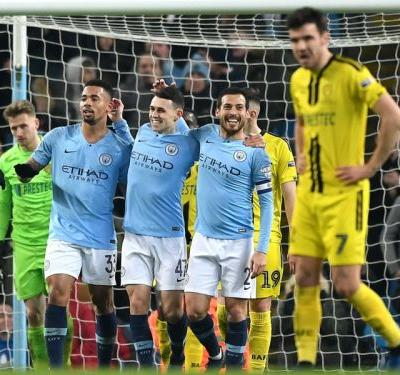 Man City reach scoring feat not achieved in over 50 years