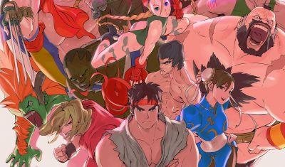 Review: Ultra Street Fighter II: The Final Challengers