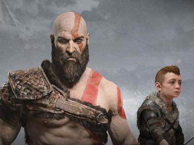 God of War holds onto its top spot in the UK charts for a fifth consecutive week