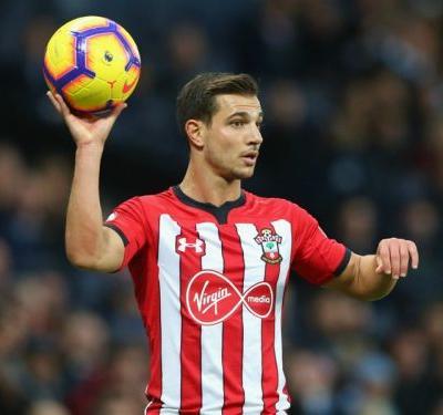 Cedric Soares joins Inter on loan from Southampton