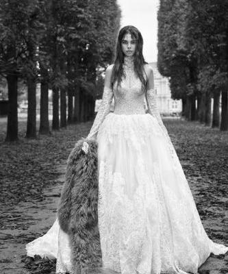 Vera Wang is Ready For a Return to Classic BridalWe have the