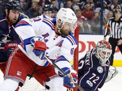 Bruins acquire Rick Nash from Rangers